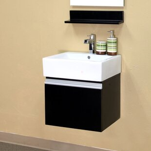 Find a Mason 21 Single Wall-Mounted Bathroom Vanity Set By Bellaterra Home