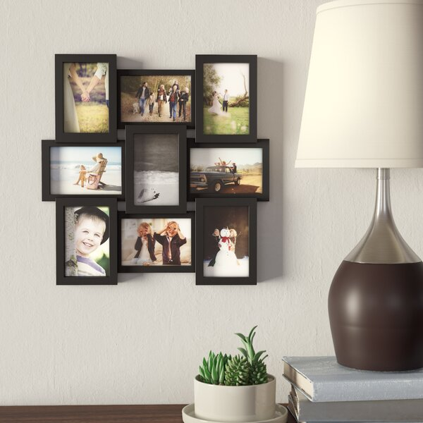 Brennan 4 x 6 Collage Picture Frame by Wrought Studio