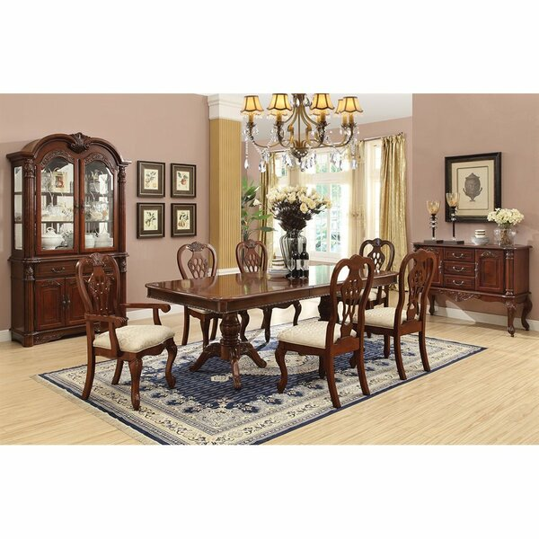 Buchholz China Cabinet by Astoria Grand