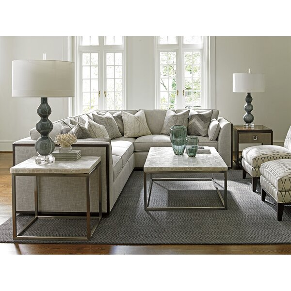 MacArthur Park 2 Piece Coffee Table Set by Lexington