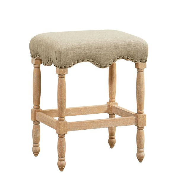 Fabric 26 Bar Stool by Birch Lane™