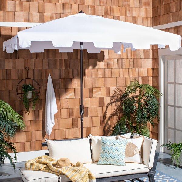 Towerside 7.5' Square Market Umbrella by Breakwater Bay