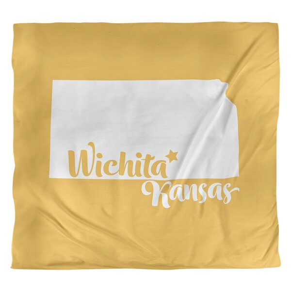 Kansas Wichita Single Duvet Cover