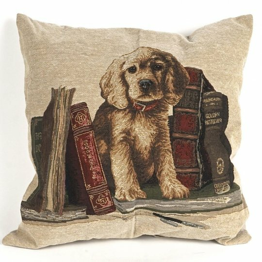 Bonilla Tapestry Cockapoo Pillow Cover by Red Barrel Studio