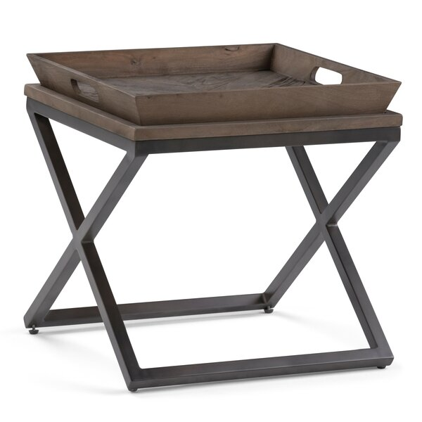 SunPrairie Tray Table By Williston Forge
