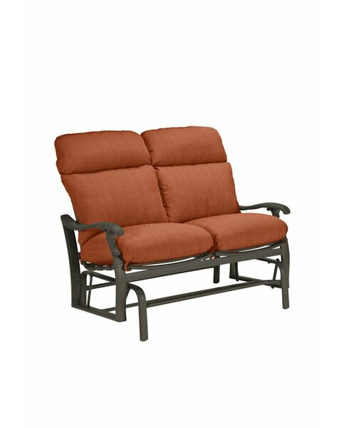 Ravello Loveseat with Cushions by Tropitone