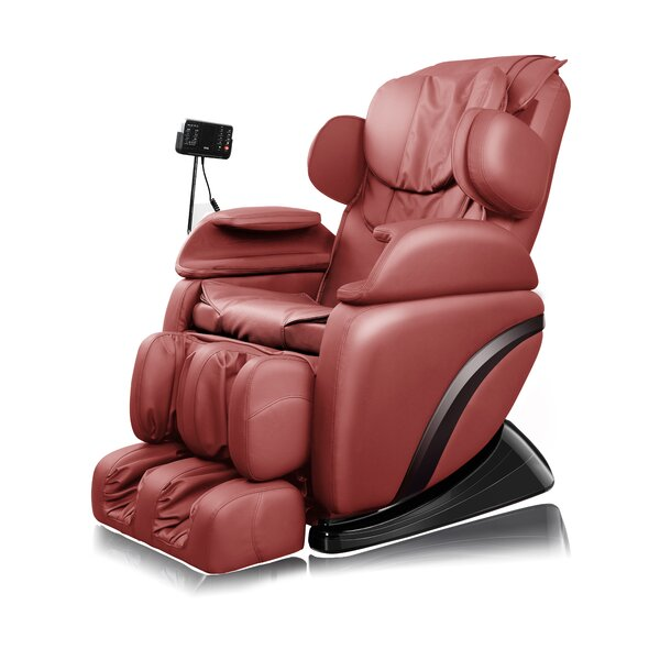 Reclining Adjustable Width Heated Full Body Massage Chair By IDEAL Massage Chair