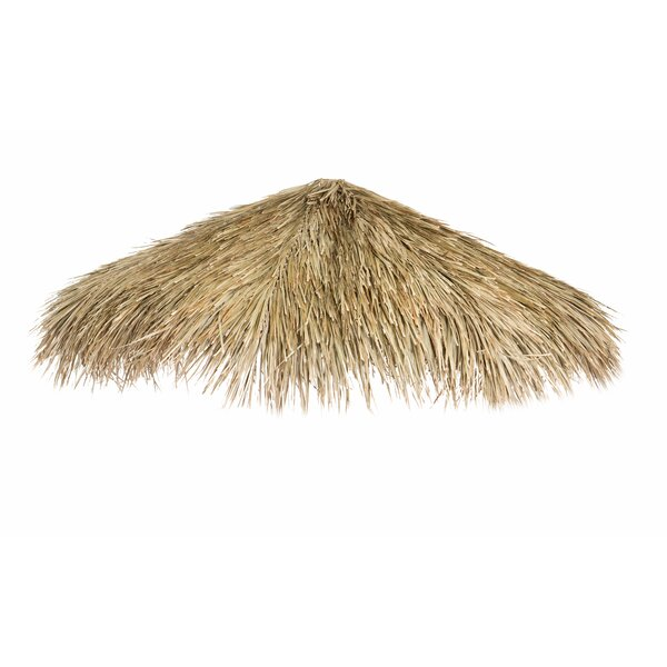 Lapham Thatch Umbrella Replacement Cover by World Menagerie