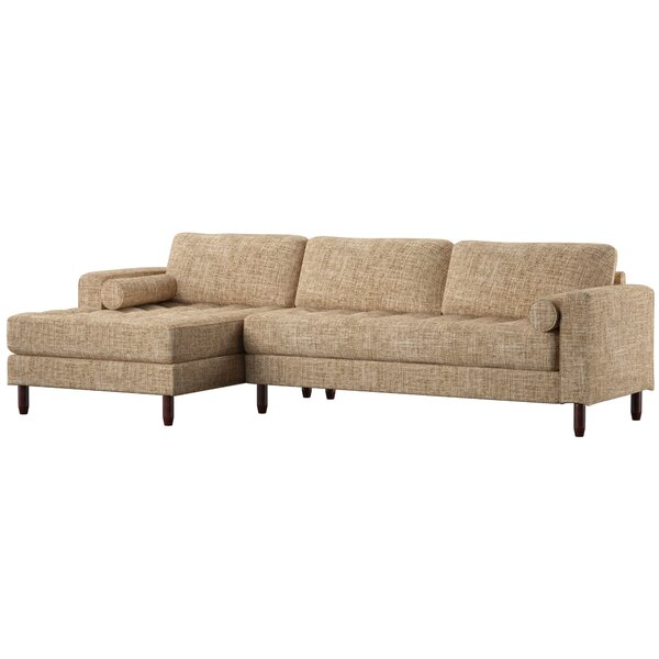 Marrufo Reversible Sectional by Mercury Row