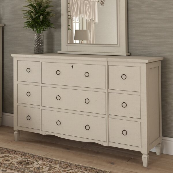 Payton 9 Drawer Dresser by Canora Grey