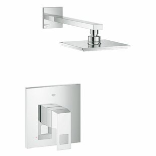 Compare & Buy Eurocube Shower Combination Volume Control Shower Faucet By Grohe