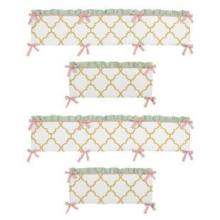 Great Price Ava Crib Bumper BySweet Jojo Designs