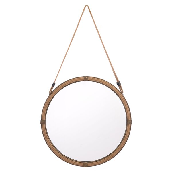 Heliconia Accent Mirror by Longshore Tides