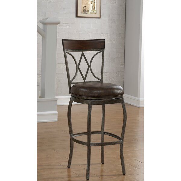 Infinity 30 Swivel Bar Stool by American Heritage