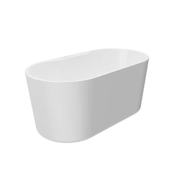 Sorel 62 x 24 Freestanding Soaking Bathtub by A&E Bath and Shower