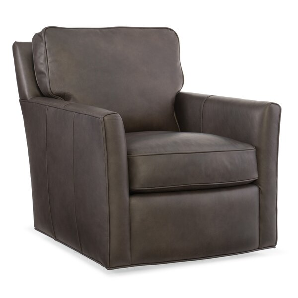 Mandy Swivel Armchair by Hooker Furniture