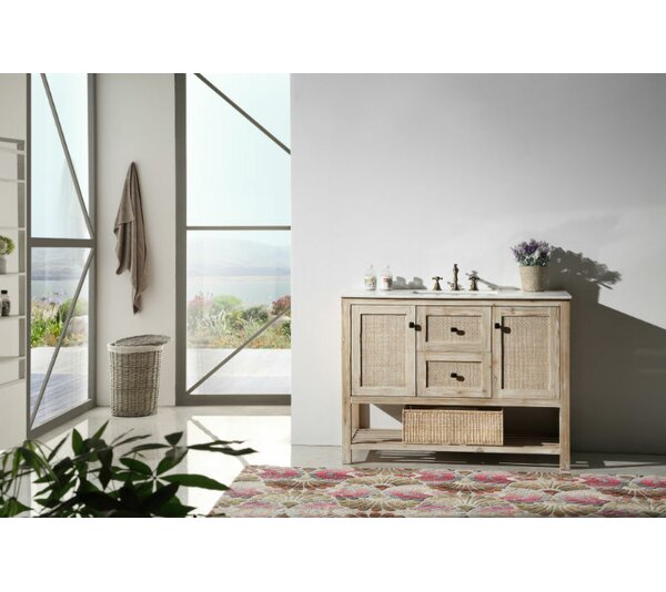 Bradburn 48 Bathroom Vanity Set by Bay Isle Home