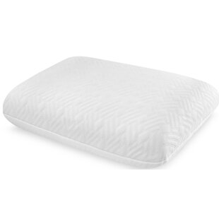 Conventional Gel Memory Foam Pillow By Sharper Image