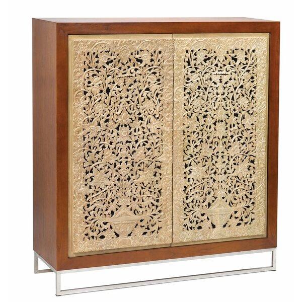 Appoline 2 Door Accent Cabinet