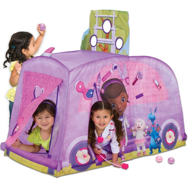 Doc Mobile Clinic Vehicle Pop Up Play Tent By Playhut.