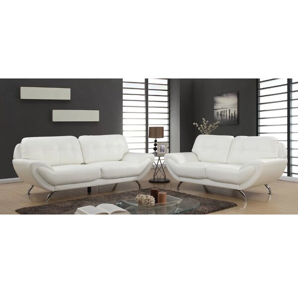 Hyde Standard Configurable Living Room Set by Orren Ellis