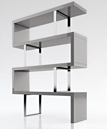 Mccauley Etagere Bookcase by Orren Ellis