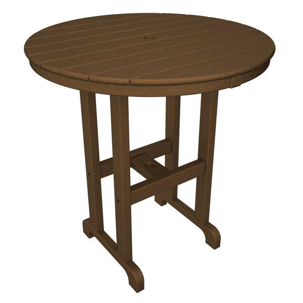 La Casa Café Bistro Table by POLYWOOD®