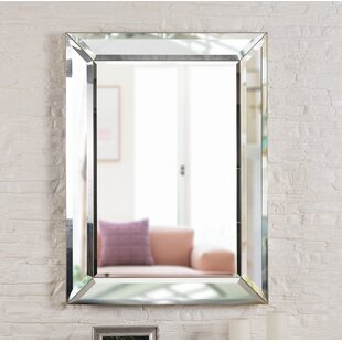 House of Hampton Verndale Accent Mirror