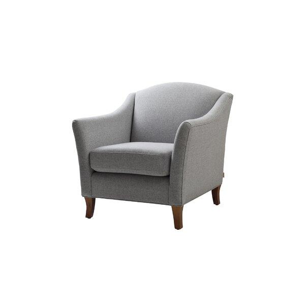 Ezekiel Camelback Arm Chair by Alcott Hill