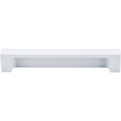 Sanctuary II Modern Metro Tab 5 Center Recessed Pull by Top Knobs