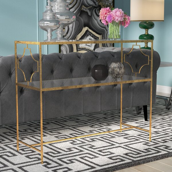 Brookleigh Console Table by Willa Arlo Interiors