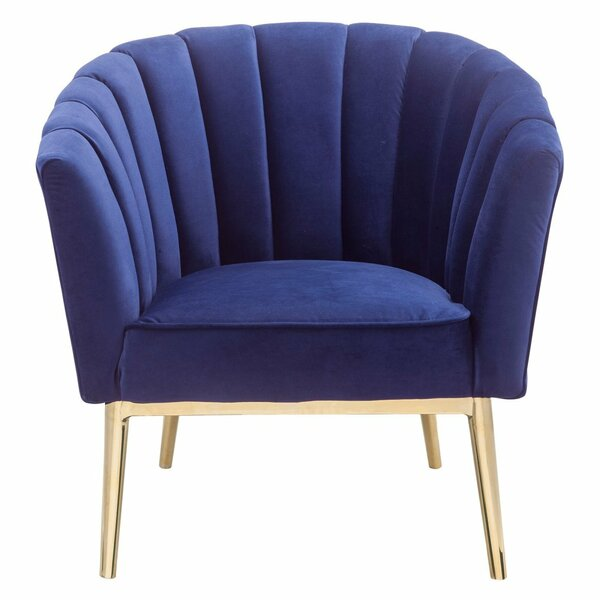 Maximo Barrel Chair by Everly Quinn Everly Quinn