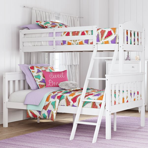 Suzanne Twin Over Full Bunk Bed By Viv + Rae by Viv + Rae Modern