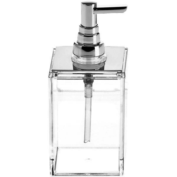Sohn Acrylic Soap & Lotion Dispenser by Orren Ellis