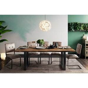 Merle Dining Table by 17 Stories
