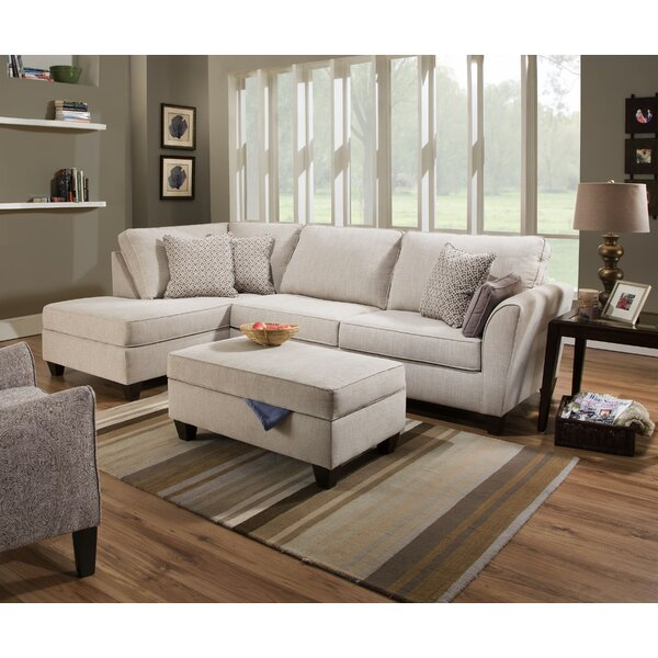 Issac Sectional By Red Barrel Studio