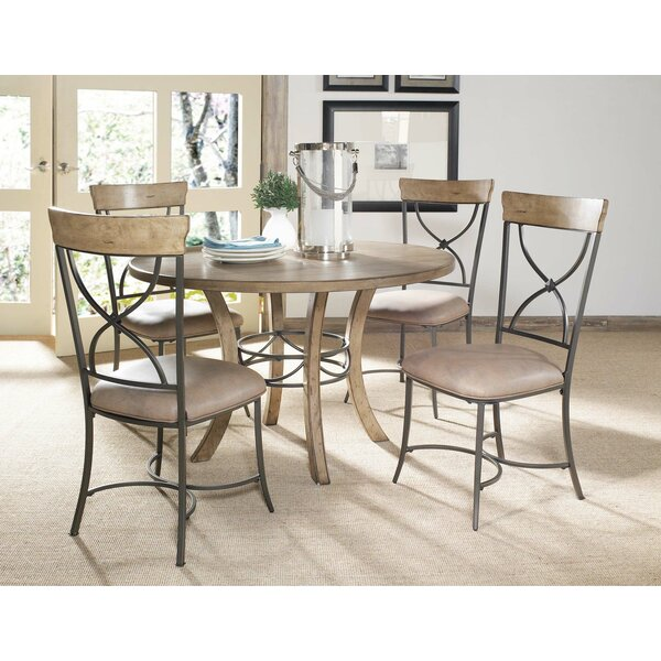 Rocio 5 Piece Dining Set by Alcott Hill