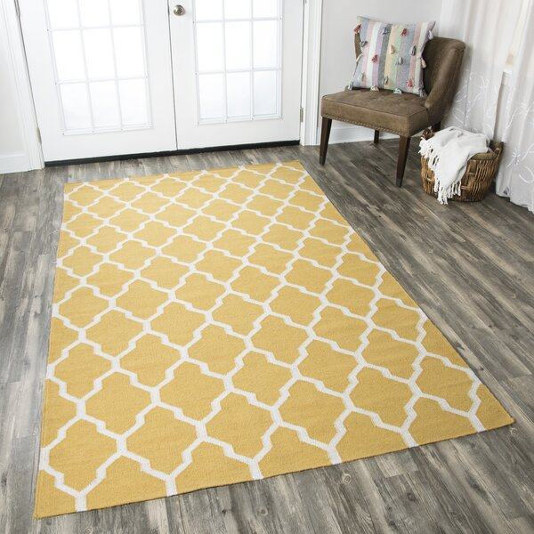 Kingsley Canary Rug by Birch Lane™