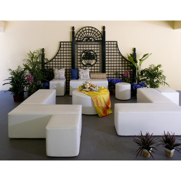 10 Piece Sectional Seating Group by La-Fete