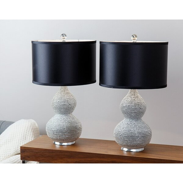 Kinslee 24 Table Lamp (Set of 2) by Willa Arlo Interiors