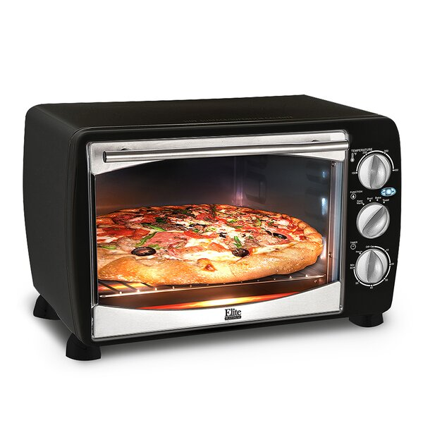 16 Cu. Ft. Gourmet Toaster Oven by Elite by Maxi-Matic