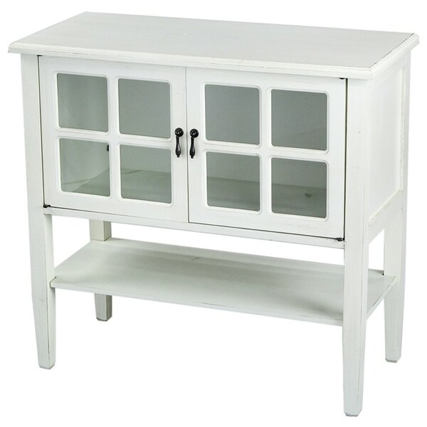 Tobin 2 Door Console Accent Cabinet by August Grove