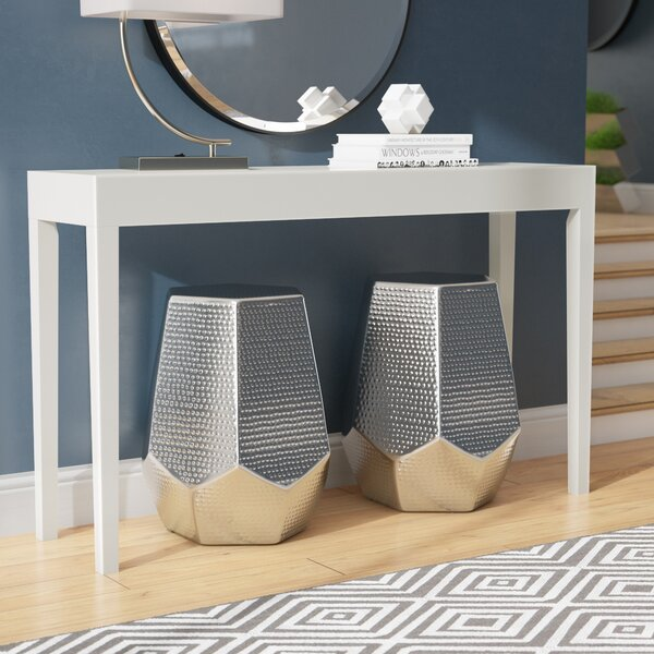 Brayden Studio White Console Tables