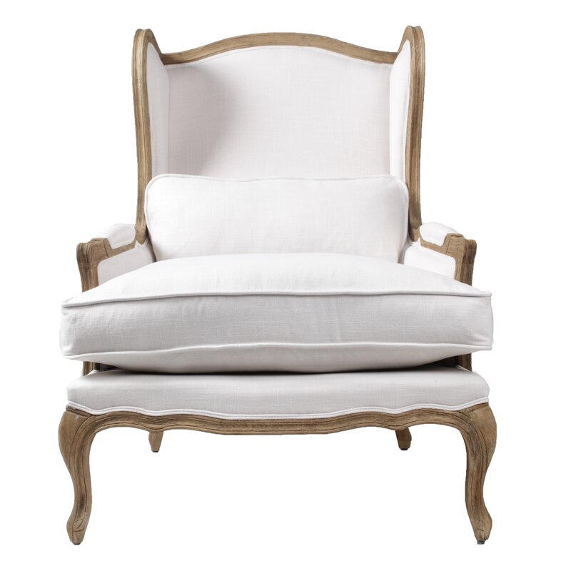 Bardot Bergere Wing back Chair