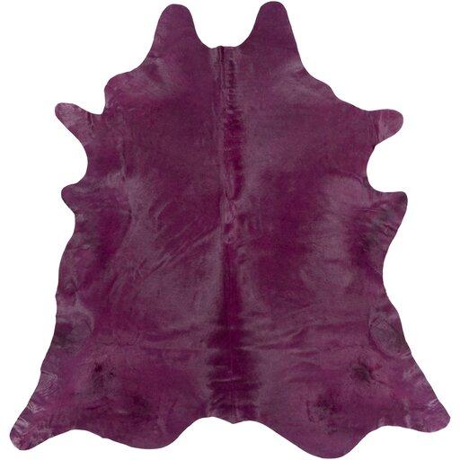 Winford Hand Woven Purple Area Rug by Brayden Studio