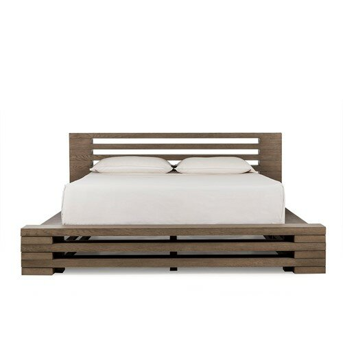 Thomas Bina Camellia Queen Platform Bed by Sonder Living