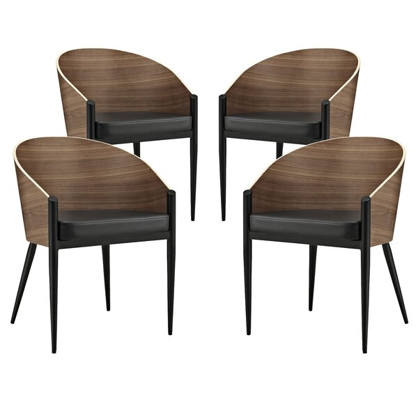 Blyth Upholstered Dining Chair (Set of 4) by Brayden Studio