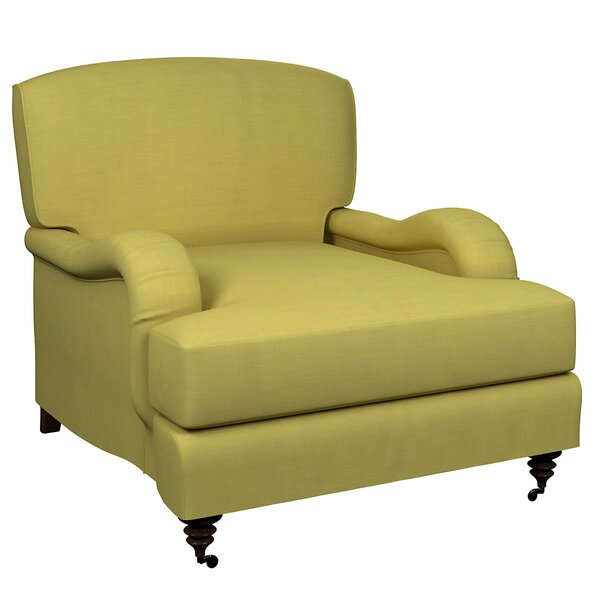Litchfield Armchair by Annie Selke Home Annie Selke Home