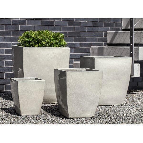 Mukundan 4-Piece Terracotta Pot Planter Set by 17 Stories