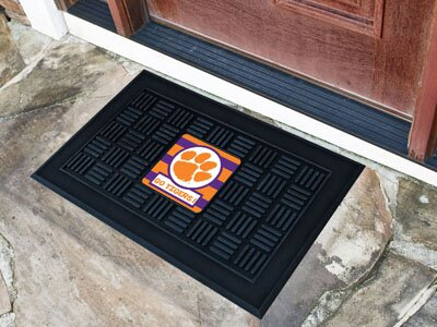 NCAA Clemson Southern Doormat by FANMATS